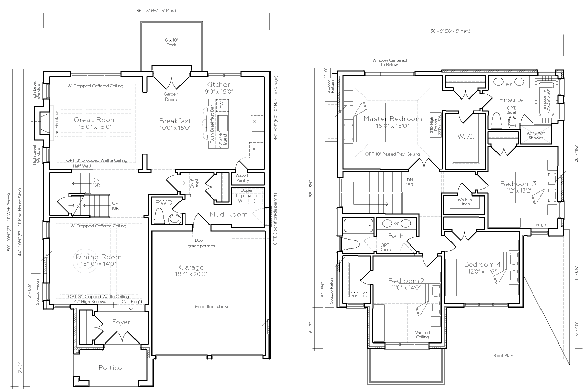 Floor Plan for Royal Estate, a premium Estate Home at Crown Collection